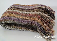 Kennebunk Home Bedford Cottage Winslow Ambrosia Hand Woven Boucle Throw Blanket
