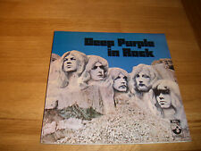Deep Purple-en Rock. Lp Original