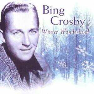 BING CROSBY ~ Winter Wonderland [RARE] ~ CD Album ~ VGC ~ FREE POST!