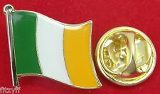 Ireland Irish Country Flag Lapel Hat Cap Tie Pin Badge Brooch Eire Republic