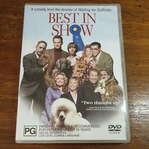 Best in Show DVD R4 LIKE NEW FREE POST