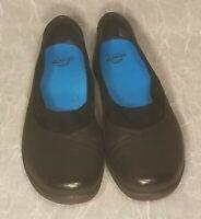 Abeo ETTA Orthotic Leather Flats Slip On 8.5 Shoes