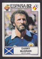 Panini - Espana 82 World Cup - # 403 Danny McGrain - Scotland