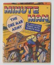 M0453: Minute Man #12, Vol 1, NM Condition