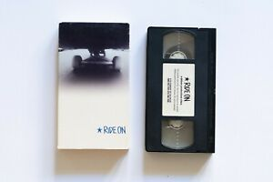Deluxe DLX Skateboards Video Ride On VHS