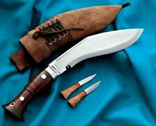 8 inches Panawal Jungle kukri-khukuri-working knife-knives-Nepal-hunting-camping