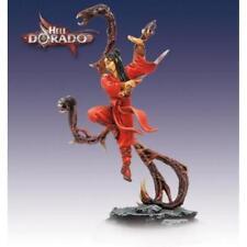Warhammer guerreros del caos Cathay campeón-Hell Dorado inmortal maestro hoja