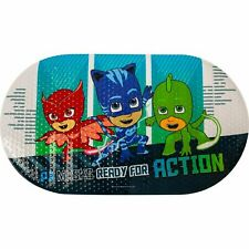 PJ MASKS - Bath Mat Kids Bathroom NON - SLIP Suction Cup 69cm x 38cm GekkoCatboy