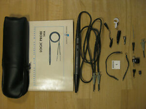 HP LOGIC PROBE 545A Incl.Tasche Zubehör