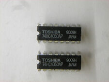 "TC74HC4050AP  ""Original"" Toshiba  16P DIP IC  2 pcs"