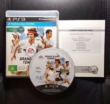 Grand Slam Tennis 2 (Sony PlayStation 3, 2012) PS3 Game - FREE POST