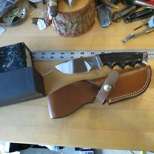 Gerber 400 fix blade knife made in USA (Lot#11754)