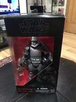Star Wars Black Series Captain Phasma Action Figure NEW