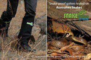 Snake Protect Gaitors