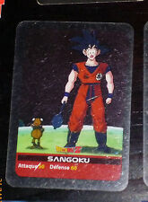 DRAGON BALL Z GT DBZ LAMINCARDS CARDDASS CARD CARTE 102 ** EDIBAS FR