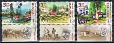 Israël postfris 2003 MNH 1736-1738 - Dorpen Atlit, Givat-Ada, Kfar-Saba