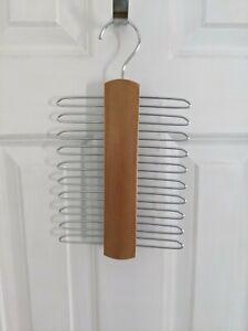 Tie/belt rack hanger.
