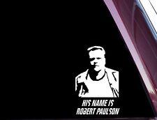 Fight Club - Robert Paulson - Precision-cut Vinyl Decal / Sticker NOT PRINTED