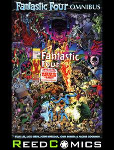 FANTASTIC FOUR OMNIBUS VOLUME 4 HARDCOVER ART ADAMS COVER (816 Pages) Hardback