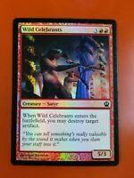 1x Wild Celebrants | FOIL | Theros | MTG Magic Cards
