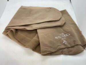 Vintage Brown Military WW2 - 1943 dated Morley Nylon Stockings ATS - FANY - WAAF
