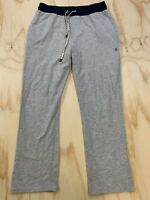PENGUIN BY MUNSINGWEAR MEN SIZE LARGE GRAY LOUNGE SWEAT PANTS EUC