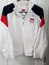 Girls 2012 Team USA Team Apparel Fleece Jacket Sz 14/Lg