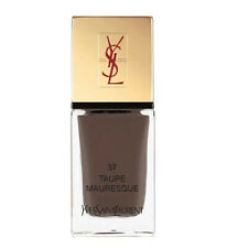 YVES SAINT LAURENT LA LAQUE COUTURE VERNIS A ONGLES N°37 TAUPE MAURESQUE NEUF
