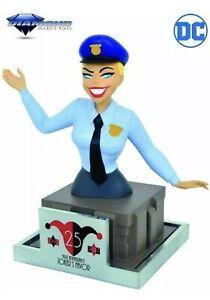 Diamond Select Toys DC Batman Animated Series 25th Anniversary Harley Quinn Bust
