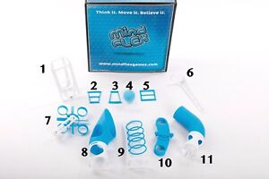 Mindflex Game Replacement Parts and Pieces Balls, Obstacles, By Mattel -You Pick