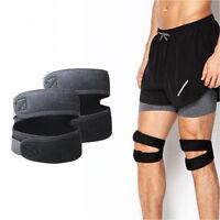 Patella Tendinitis Knee Support Brace Jumpers Runners Basketball Strap Fastener