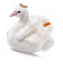 Steiff 063954 Swan White 20 Cm