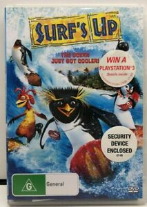 Surfs Up - DVD - Region 4 - AusPost with Tracking