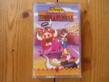 WALT DISNEY : Urlaubsspass mit Timon & Pumba  MC