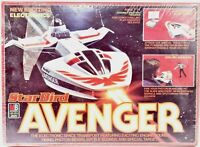 Vintage Milton Bradley STAR Bird AVENGER Electronic Starship NIB Unopened e197