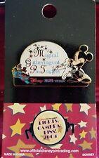 Disney Pin Lights Camera Pins! #1 Magical Gatherings Mickey Mouse Pin NOC LE