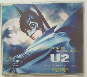 U2  MAXI-CD : HOLD ME, THRILL ME (BATMAN FOREVER)