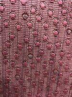 Stark Old World Weavers Lelievre Paris Cachou Violet Fabric  8 Yards