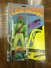 "1976 Mego Vintage Flash Gordon Ming The Merciless 10"" Moc"