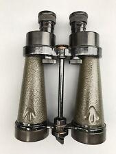 BARR & STROUD WW2 MILITARY / NAVAL BINOCULARS 7x CF.41 SERIAL No. 38123
