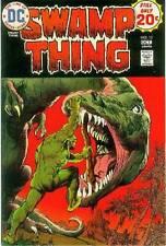 Swamp Thing # 12 (Nestor Redondo) (Estados Unidos, 1974)