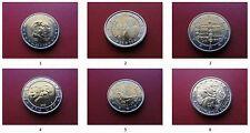 2 euro pièce commémorative 2005 - Tous les pièce disponibles **Neuve*
