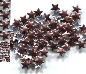STARS Smooth Rhinestuds 6mm  MAUVE  Hot Fix  144 Pc  1 gross
