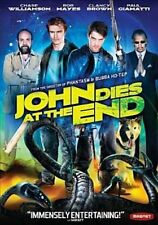 John Dies at The End 0876964005371 DVD Region 1