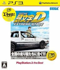 NEW PS3 SEGA INITIAL D EXTREME STAGE PlayStation3 the Best Japan Import