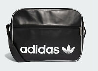 Adidas Originals Airliner Vintage black Shoulder bag Mens womens LIMITED QTY