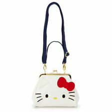 Cute!  SANRIO Hello Kitty  Gamaguchi  Shoulder Bag Fashionable Nice  From Japan