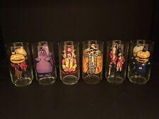 1976 McDonald's Character Glass Set (6)