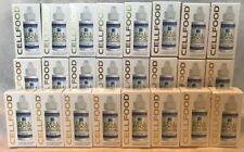 24 Bottles Original CELLFOOD 1 FL OZ each from Lumina Health Worldwide SHIPPING