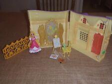 Polly Pocket Princess Disney Royal Kingdom Rapunzel's Cottage Castle Set A64